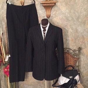Ralph Lauren 🌹 two-piece suit jacket blazer pants